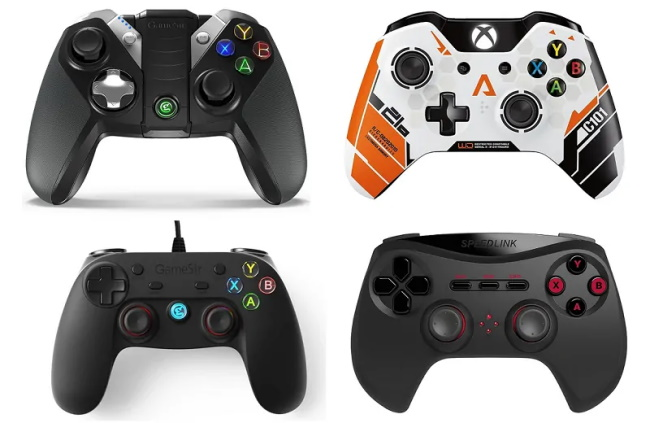 Top 10 PC Game Controllers to HaveTop 10 PC Game Controllers to Have