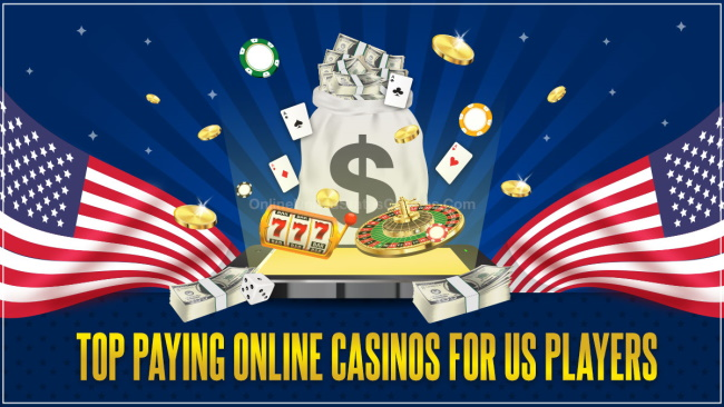 Top 4 Highest Payout Online Casinos