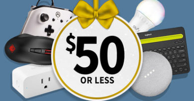 Top 7 Holiday Gifts under $50