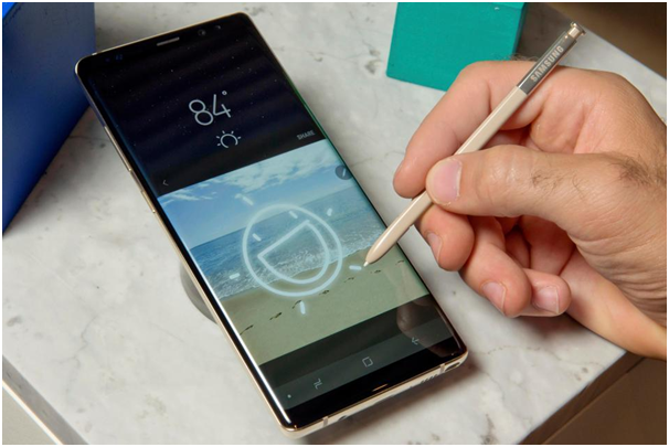 How to use unlock methods to keep Samsung Galaxy Note 8 safe and secure?