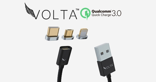 Volta 2.0 Magnetic Charging Cable
