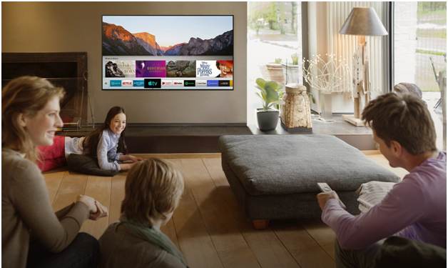 Watch free Samsung Smart TV