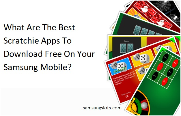 What are the best scratchie apps to download free
