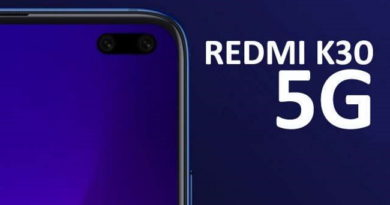 Xiaomi Confirms of Redmi K30 with 5G in 2020