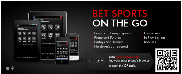 Bovada Samsung mobile Casino