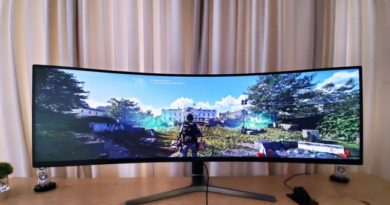 Spice up Your Gaming Experience with Samsung's New CRG9